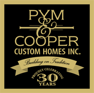 Pym and Cooper Custom Homes